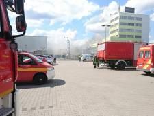 Miljoenenschade bij meubelzaak Gronau na gepruts met onkruidbrander