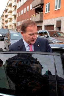 Zweeds parlement stuurt premier Löfven na vier jaar weg