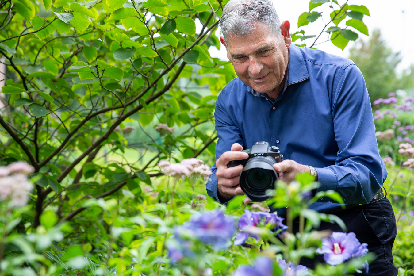 Zomerserie: Mijn-ED fotograaf Ben Pollmann