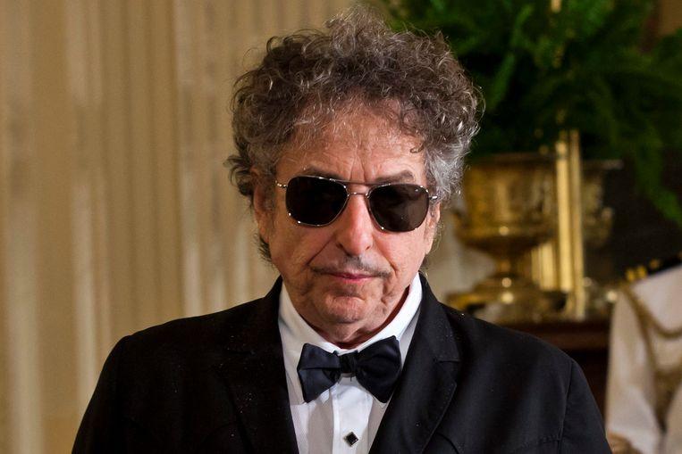 Bob Dylan, Nobelprijswinnaar in 2016. Beeld EPA