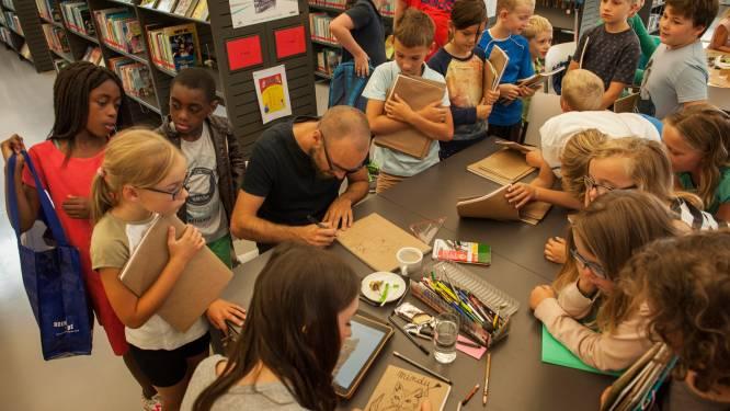 Boekenkaftdag in lokale bibliotheken voor kinderen tussen 6 en 14