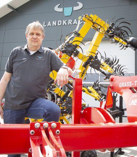 Agrarisch ondernemer Joost ter Horst gekozen tot VVD-lijsttrekker: 'Ik wil van onze VVD de grootste partij van Hellendoorn maken'