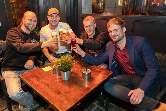 Breda - 14-10-2020 - Pix4Profs / Johan Wouters - Archieffoto café de Heeren Breda