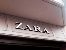 Zara opent kledingwinkel in Leiden