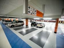 Zelfs gratis parkeren lokt auto's niet naar parkeergarage Het Schip Raalte