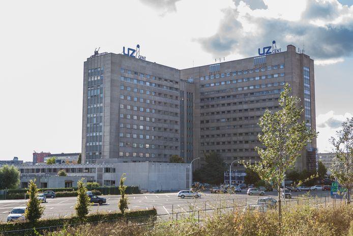 Het Gentse Universitair Ziekenhuis.