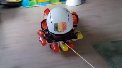 Jong talent in aantocht voor Winterspelen: kleine Lars gaat voor goud in skeleton én curling