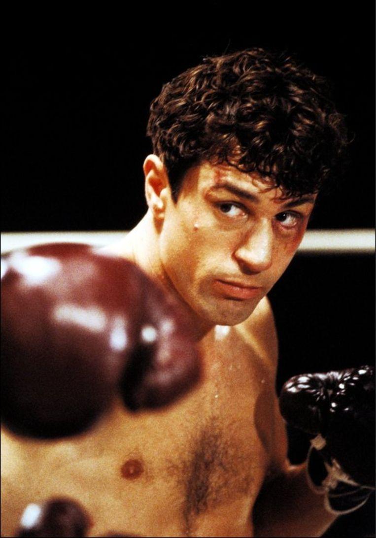Robert De Niro kruipt in Raging Bull in de huid van middelgewichtkampioen Jack LaMotta. Beeld UNKNOWN