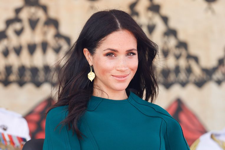 Meghan Markle Beeld Getty Images