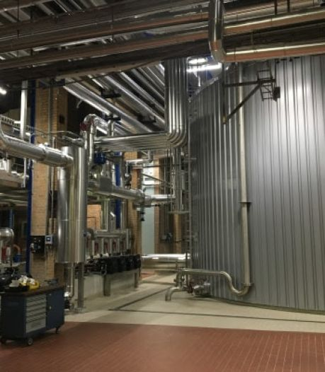 Bavaria bespaart energie met warmwaterbuffer