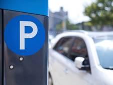 Parkeerplaatsen op Sint Agathaplein Boekel