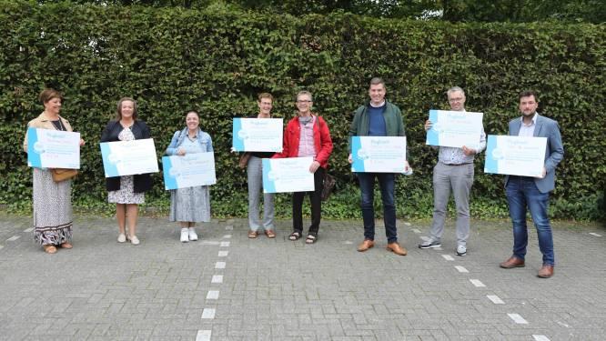 Acht scholen beloond voor hun strijd tegen zwerfvuil dankzij Operatie Proper