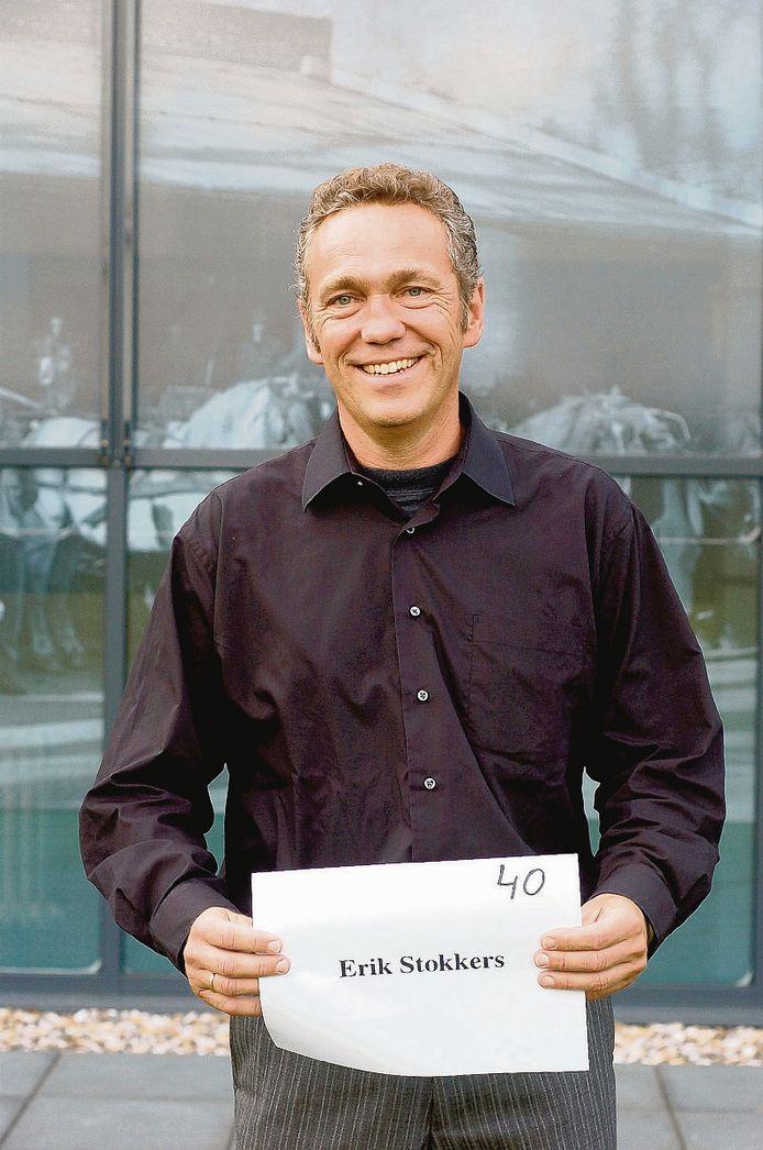 Erik Stokkers was voor deze krant ook één van de rapporteurs van de wedstrijden van FC Twente en Heracles.