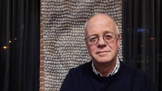 Frank Mulkens van de werkgroep Handen af van Wijboschbroek!