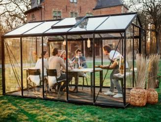 Kasteel Ooidonk zet tuin open voor pop-uprestaurant met tien serres