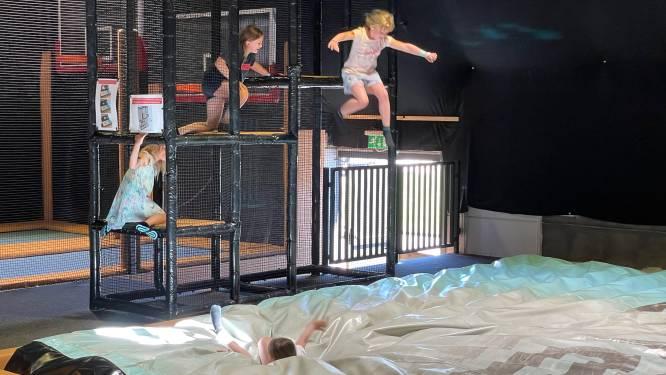 """Trampolinepark Hangtime eindelijk weer open: """"Na maanden zeuren leven kinderen weer op"""""""