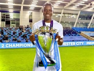 Ze zijn wild van hem: Belgisch toptalent Lavia (17), ex-Anderlecht, trainde al paar keer mee met hoofdmacht van Manchester City
