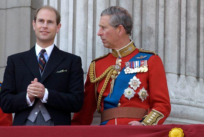 Charles en Edward