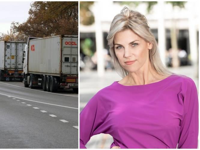 """Parket wil dat Tanja Dexters nooit meer achter stuur kruipt: """"Hevige drinker die onmiddellijk van de baan gehaald moet worden"""""""