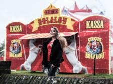 Het hooggeëerd publiek van Keijenborg heeft de primeur, circus Bolalou gaat weer op tour