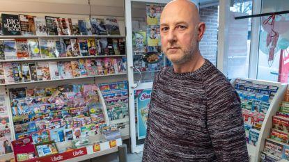 Uitbater krantenwinkel in Zottegem moet onder bedreiging van pistool een zak vullen met pakjes sigaretten