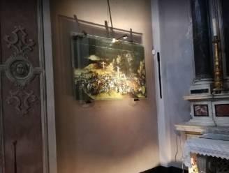 Politie is dieven te slim af: uit Italiaans kerkje gestolen Brueghel blijkt kopie