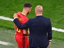 """Eden Hazard: """"J'espérais jouer un peu plus"""""""