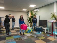 Nuenen heeft een nieuwe jongerenhuiskamer