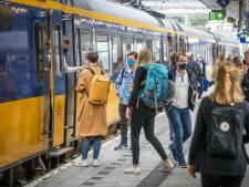 NS na chaotische avond: treinen rijden weer volgens dienstregeling