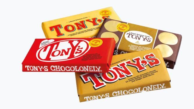 Tony's Chocolonely maakt 4 'lookalike'-repen van bekende chocolademerken om wantoestanden aan te klagen