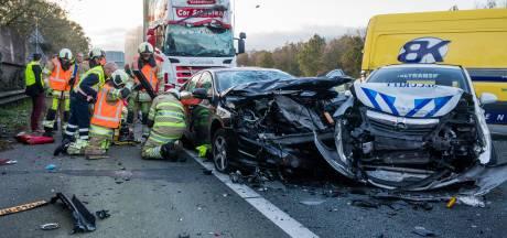 OM: Appende chauffeur maakte op A12 in één klap een einde aan de levenslust van Ton, een fitte vijftiger