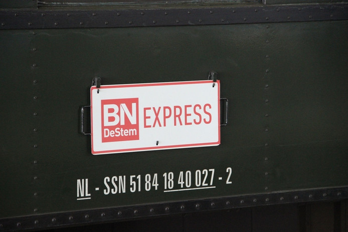 BN DeStem Express station Breda