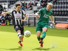 LIVE | Strijd om play-offs: Tronstad kopt Vitesse weer langszij, Feyenoord scoort nog niet in Almelo