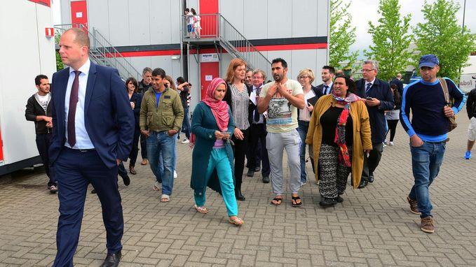 Opvangcentrum in Lubbeek volgende week opgedoekt