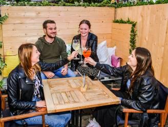 Horeca mag terrassen ook deze zomer gratis uitbreiden