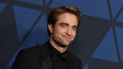 """Robert Pattinson verzon leugentje om bestwil om screentest voor 'Batman' te kunnen doen: """"Noodgeval in de familie ..."""""""