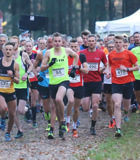 Ruim 400 deelnemers aan Zwarte Dennencross bij Staphorst