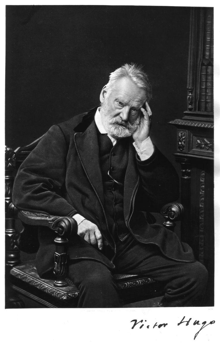 Victor Hugo (1802-1885) Beeld Getty