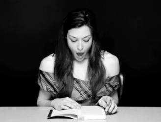 'Hysterical Literature' test hoe goed vrouwen kunnen voorlezen tijdens een climax