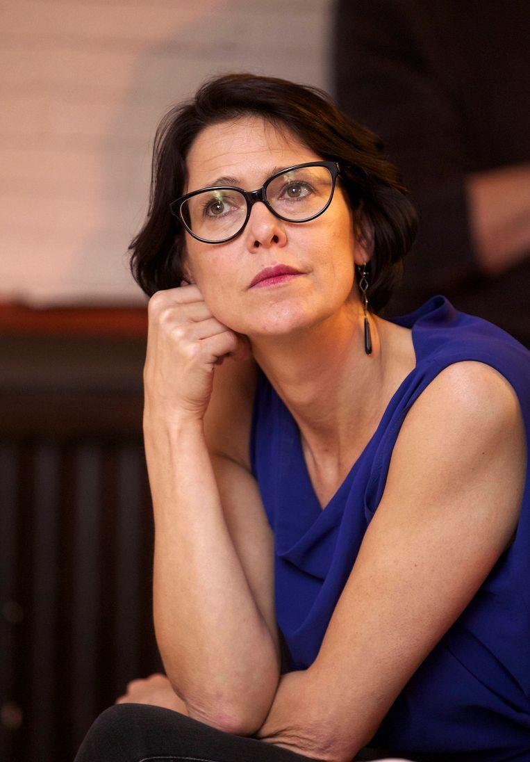 Kathleen Van Brempt. Beeld BELGA