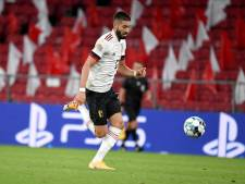 Officiel: Yannick Carrasco quitte la Chine pour l'Atletico