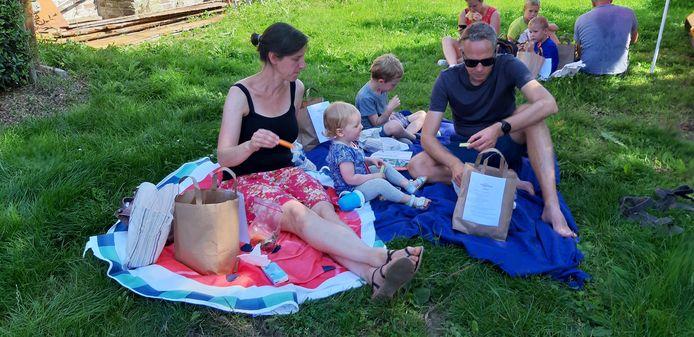 vtbKultuur Kortenaken heeft dit jaar weer een originele Fiets-Picknick in petto.