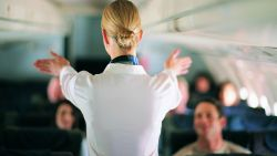 "Ex-stewardess over mile high club: ""Vaste partners tellen niet"""