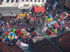 Carnaval: wat is er maandag te doen in West-Brabant? (kaartje)