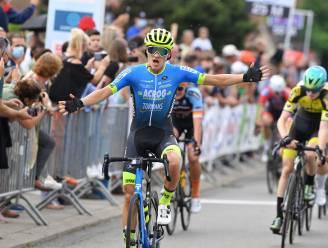 """Xander Scheldeman legt in sprint de duimen voor Nio Vandevorst: """"Toch blij met eerste podium op een BK"""""""