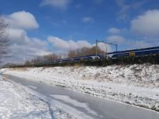 Extra lang scherm langs spoorlijn in noorden Arnhemse wijk Schuytgraaf