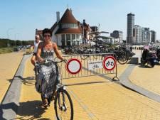 Boulevards Vlissingen voor het derde weekeinde afgesloten