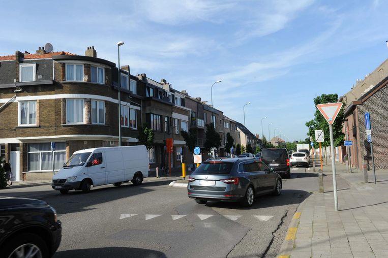 De chaotische Mechelsesteenweg is een van de straten die onder handen genomen zal worden.