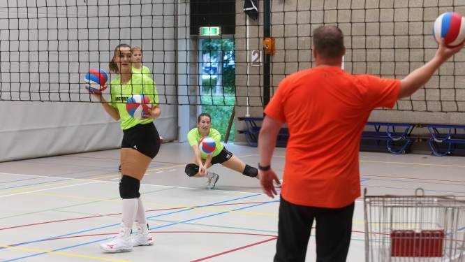 Tevredenheid over de kwaliteit, maar bezorgdheid over de aanwas in het volleybal