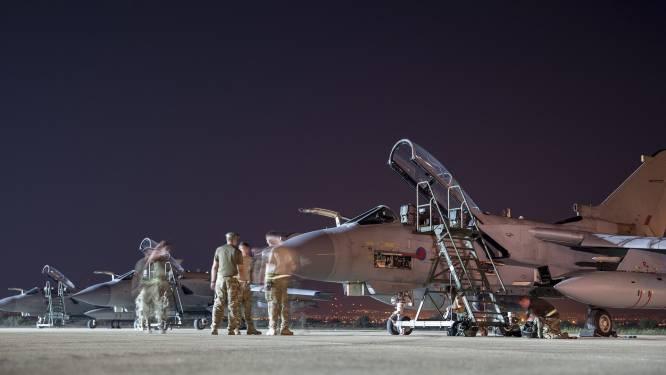 Britten hebben Special Forces in Irak